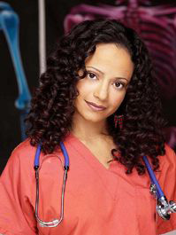SCRUBS -- NBC Series -- Pictured: Judy Reyes -- NBC Photo: Chris Haston